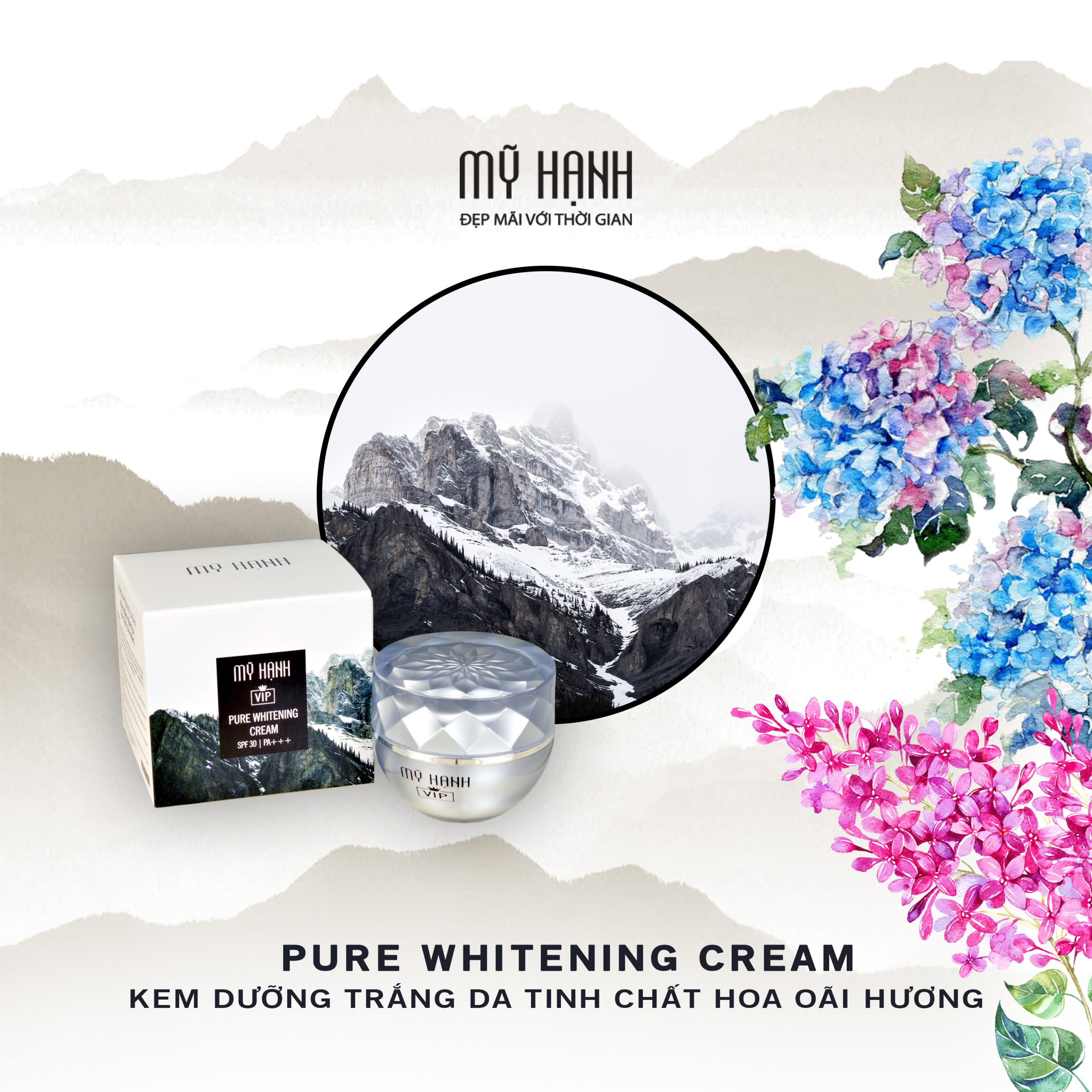 PURE WHITENING CREAM A